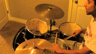 How to play a Bossa Nova, Samba and Cha Cha on drums