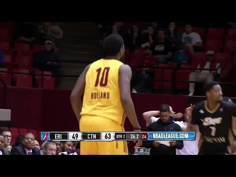 John Holland NBA D-League Highlights: March 2016
