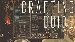 Grim Dawn // Crafting Basics {Quick Guide}