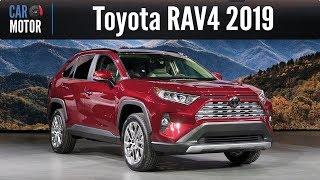 Toyota RAV4 2019 - Totalmente renovada y con más carácter