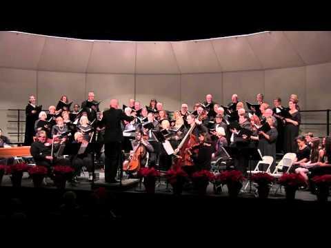 Carolina Concert Choir 2015 Christmas Concert (Part 1)