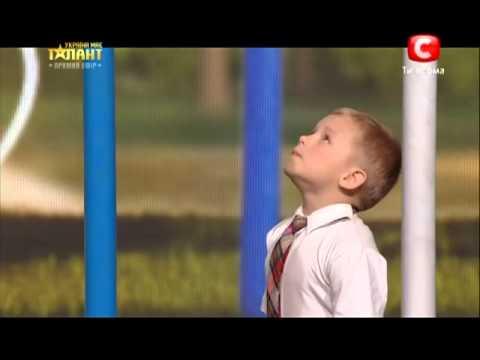 'Україна має талант-5'.Сергей