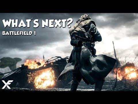 Battlefield 1 - What's Next?