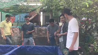 Game show dự đoán Việt Nam vs Indo nhận cá