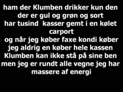 Faxe Kondi (Lyrics)