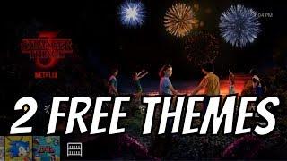 2 Free PS4 Dynamic Themes
