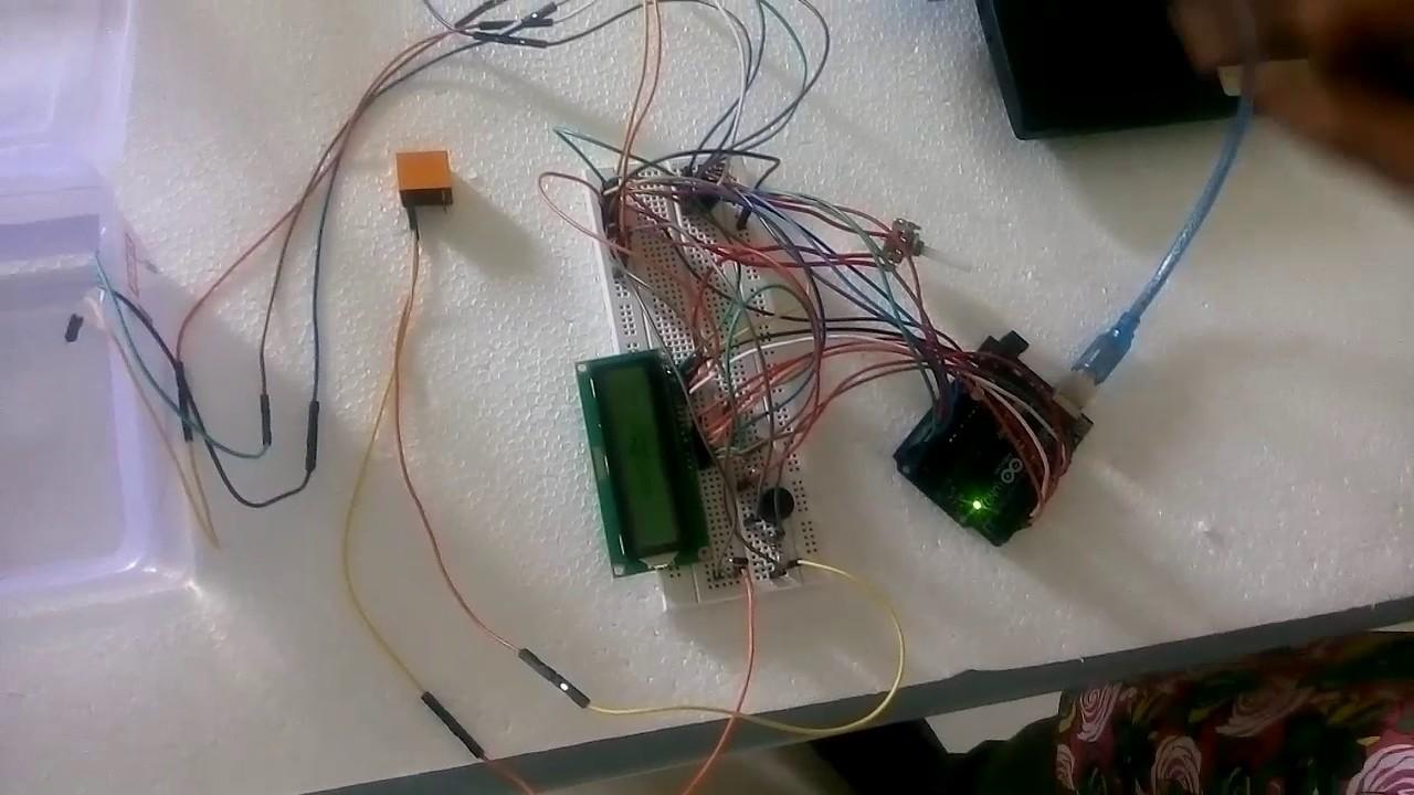 Water Level Control Using Arduino Indicator Circuit Gadgetronicx