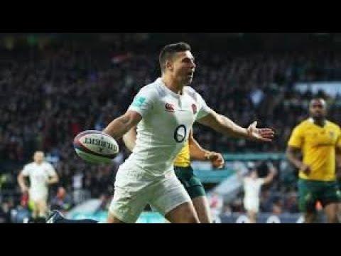 England run away with it at Twickenham