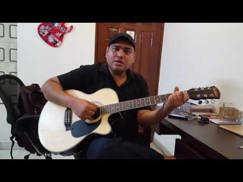Haareya Main Dil haareya Guitar Cover by SKB - MPB