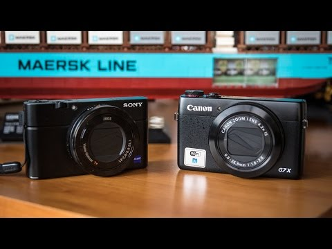 Tested: Canon G7 X vs. Sony RX100 III