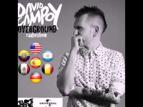 David Campoy Over Ground on Latino World Radio
