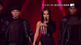 "Becky G (貝姬·G) - ""Sin Pijama、Mayores、24/7"" 【MTV EMA 2019】"