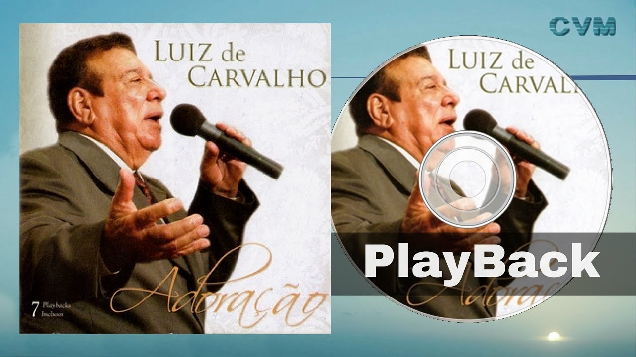 cd luiz de carvalho obra santa playback