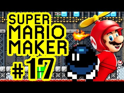 Download] SUPER MARIO MAKER 17 Anspruchsvolle Bombenstimmung HD 60fps ...