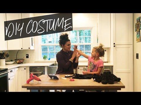 SKYLYNN'S DIY TAYLOR SWIFT HALLOWEEN COSTUME!