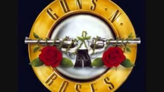 Guns N' Roses Pretty Tied Up wLyrics