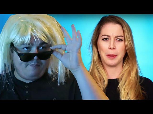 Daz Watches Crazy Feminists