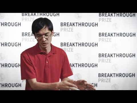 Taking deep ideas and applying them to new fields: Terence Tao on modern math
