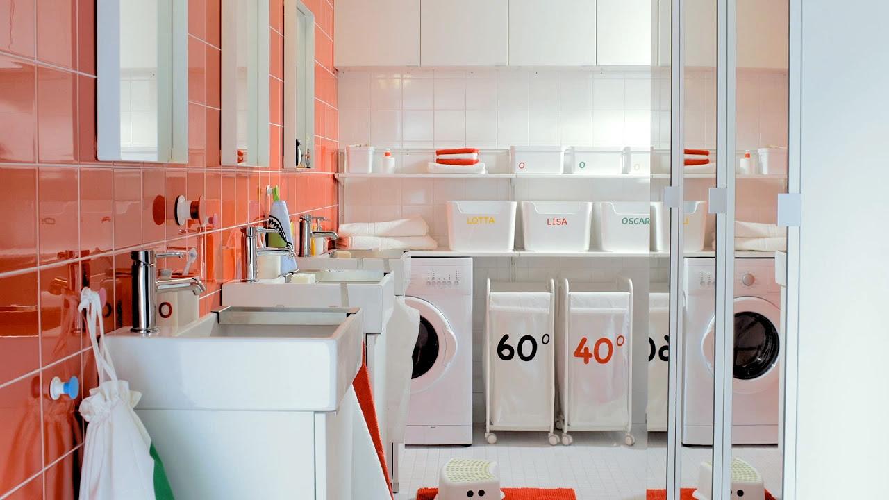 angolo lavanderia in bagno: oltre 25 fantastiche idee su bagno con ... - Bagno Lavanderia Ikea
