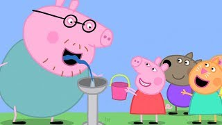 Peppa Pig English Episodes | Peppa Pig Looks For Water | Peppa Pig Official