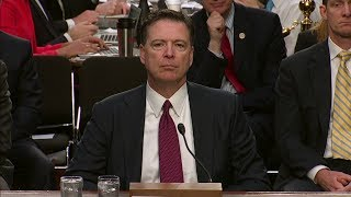 War of Words: Trump and Comey accuse each other of lying thumbnail