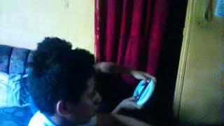 Mario Kart Wii (jugando)