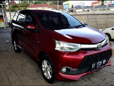 Grand New Avanza Merah Perbedaan All Alphard X Dan G Dijual Toyota Veloz Th 2016 Warna Samarinda Hp 0852 4690 2754