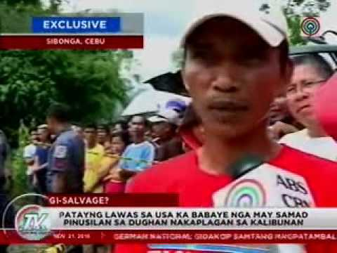 TV Patrol Central Visayas - Nov 21, 2016