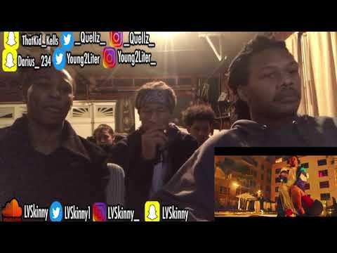 Sfera Ebbasta Ft. Famous Dex & Reggie Mills - Ballin in Fendi (Reaction Video)