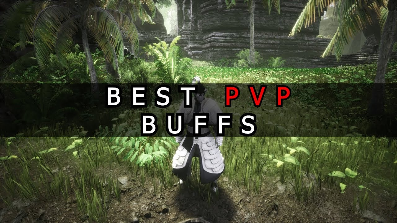 Conan Exiles - Best Buffs for PVP (new Anniversary Patch)