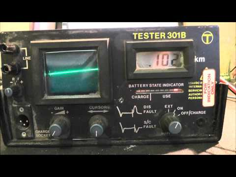 BT Tester 301B - Time Domain Reflectometer