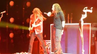 """Blind"" Korn@Santander Arena Reading, PA 12/2/14 Prepare for Hell Tour"