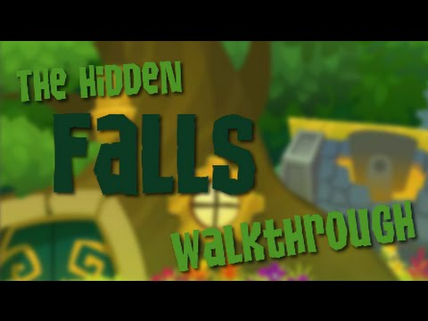 Animal Jam l The Hidden Falls Adventure Walkthrough and Prize Guide