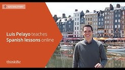 Teaching Spanish Courses Online | Thinkific Success Story: Luis Pelayo