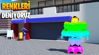 We're taking 💥 Eto! We've Tried A Lot of Colors! Kosshi! 💥 | Ro-Ghoul | Roblox English