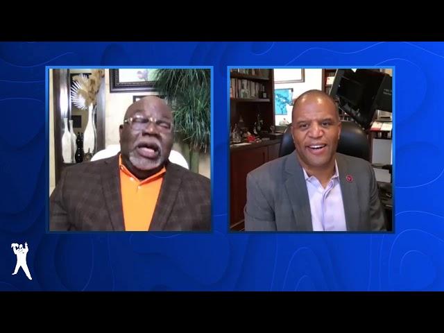 Bishop T.D. Jakes Talks