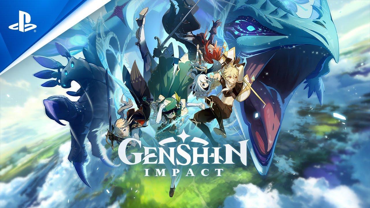 Genshin Impact – премьерный ролик