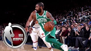 Kyrie Irving's game has similarities to Rod Strickland's | ESPN