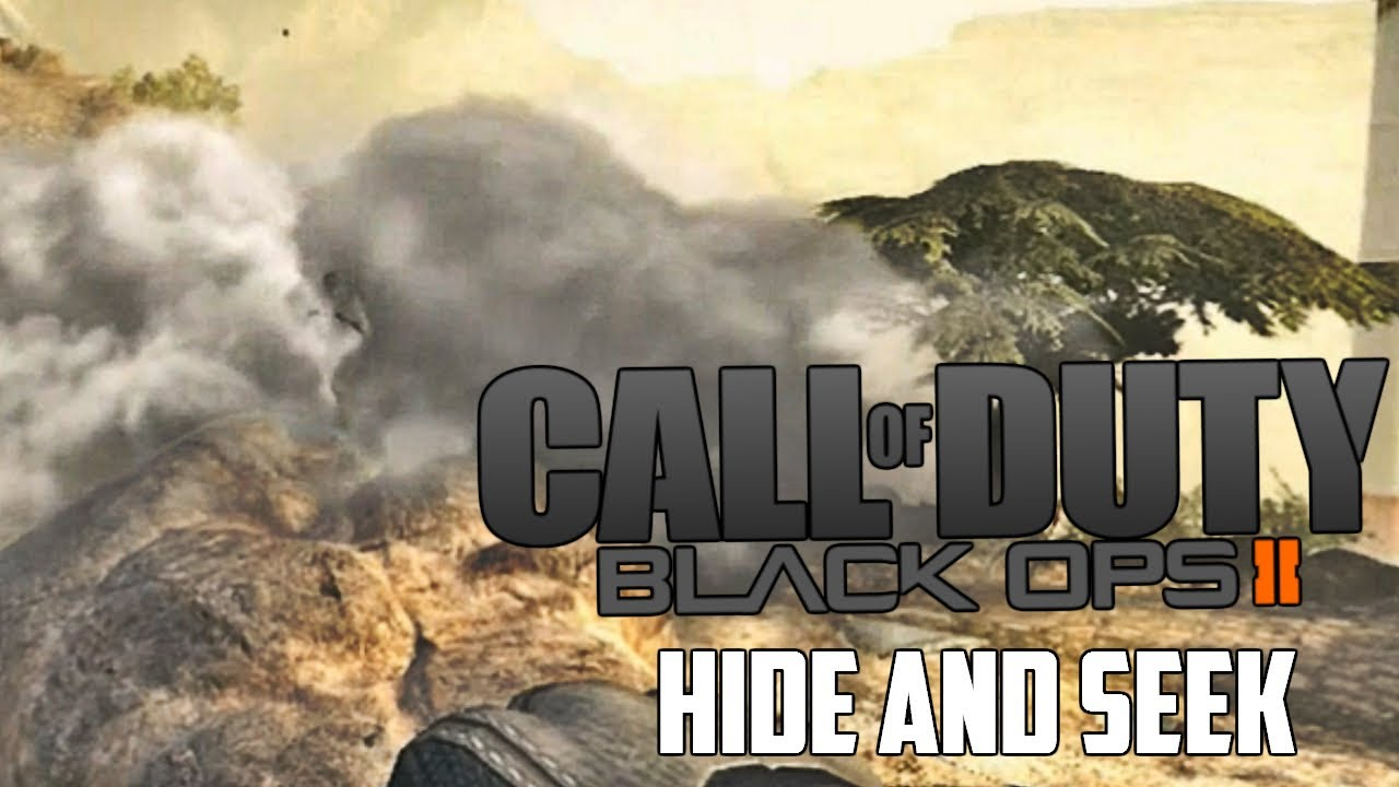 Black Ops 2: Hide and seek! (Xbox 360) - The Tech Game