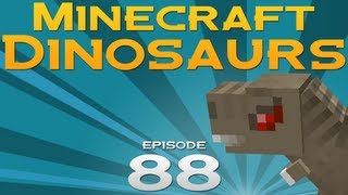 Minecraft Dinosaurs! - Episode 88 - Death by Tail