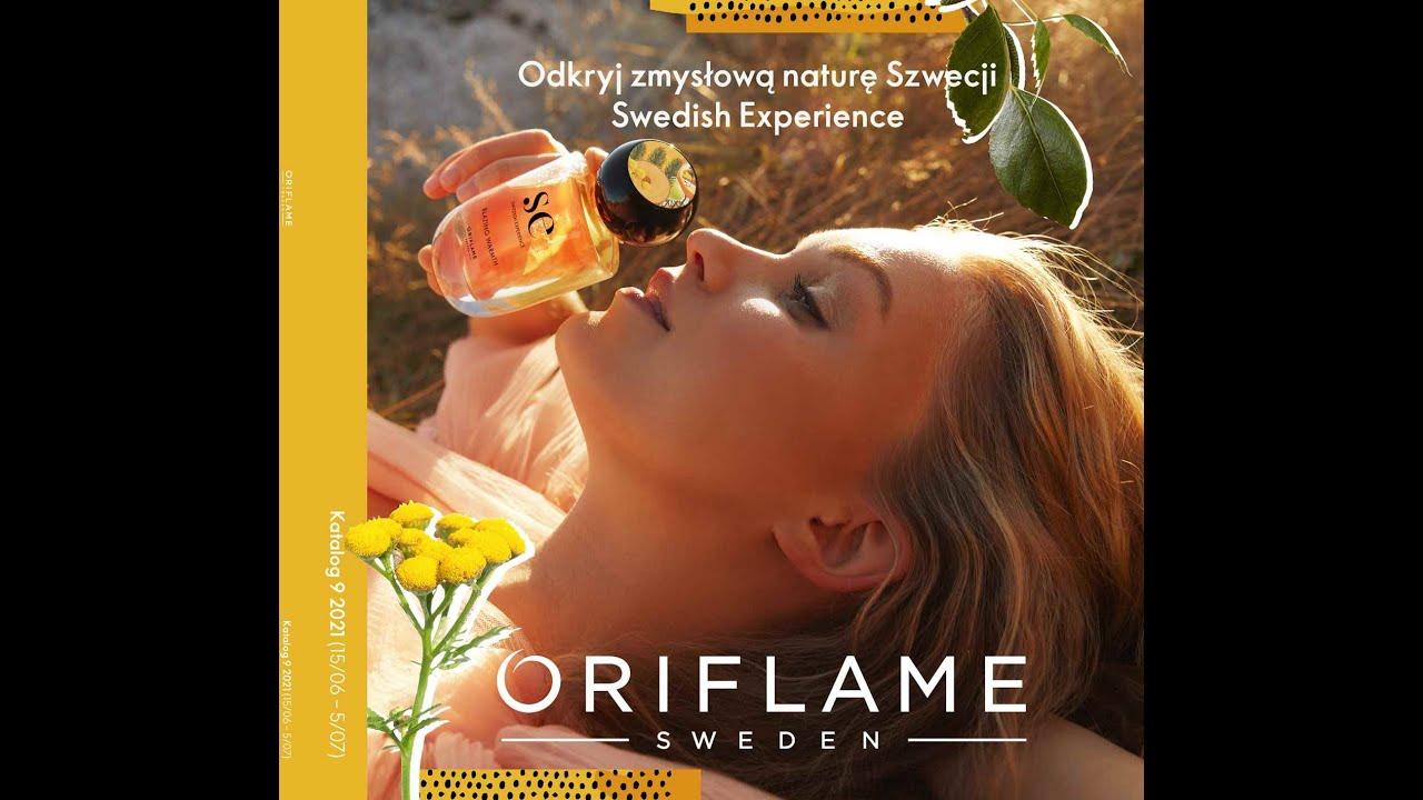 Katalog Oriflame 9/2021 od 15.06 - 05.07.2021