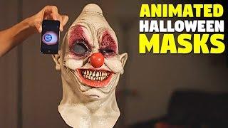 Digital Dudz | Spooky Animated Halloween Masks