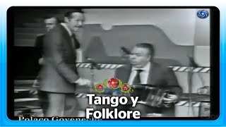 El Polaco Roberto Goyeneche s temas en vivo
