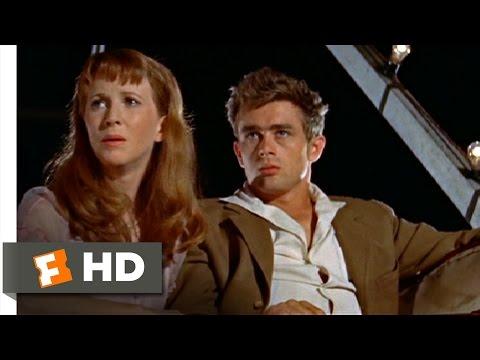 East of Eden (5/10) Movie CLIP - Ferris Wheel Kiss (1955) HD