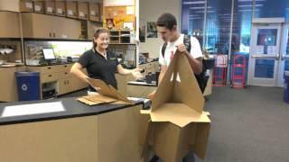 Ala 100 - Cardboard Chair
