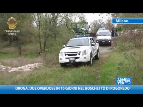 Droga, due overdose in 10 giorni nel boschetto di Rogoredo