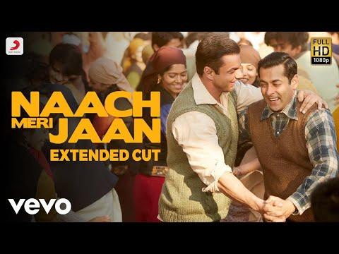 Naach Meri Jaan - Full Song Video | Salman Khan | Pritam