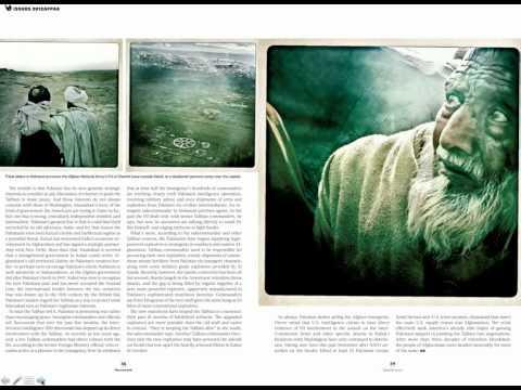 Newsweek's Senior International Photo Editor Jamie Wellford