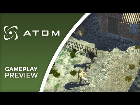 Colonel RPG Plays A.T.O.M.: A Post Nuclear RPG - Into the vault!