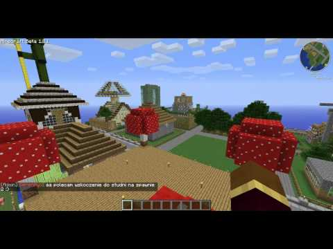 Minecraft Server Mosura 24/7 Non-Premium - mosura.pl fragman
